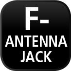 F - Antennen Anschluss