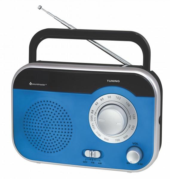 Tragbares UKW/MW Radio mit Tragegriff