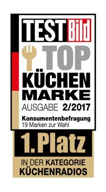 TOP Küchenmarke soundmaster®