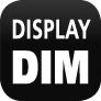 Dimmer für Display