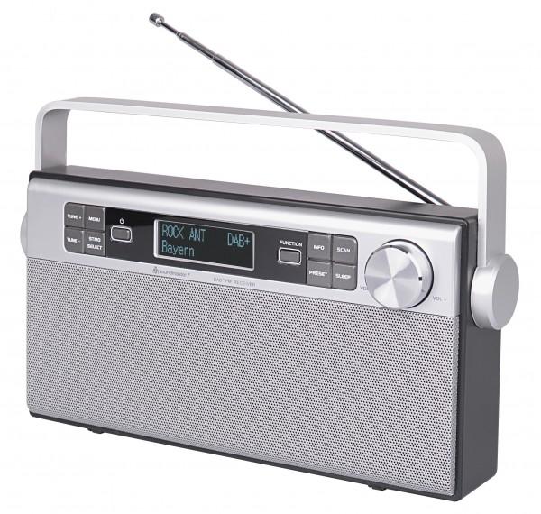 DAB+/UKW-PLL Radio mit Akku