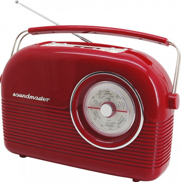 DAB+/UKW Retro Radio