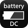 ohne Batteriebetrieb