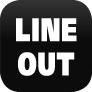 ohne Line-Out Audio Ausgang