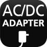 AC/DC Adapter beiliegend