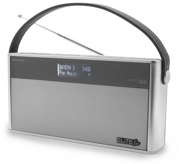 DAB+/UKW Digitalradio mit Bluetooth® und eingebautem Akku