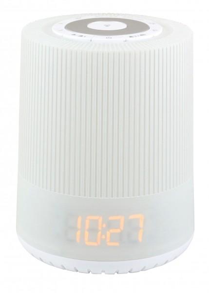 UKW-PLL Uhrenradio mit farbigen LED Nachtlicht