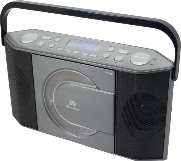 DAB+/UKW Digitalradio mit CD/MP3 Spieler
