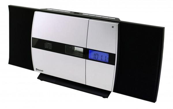 Bluetooth® Design-Stereo-Anlage zur Wandmontage