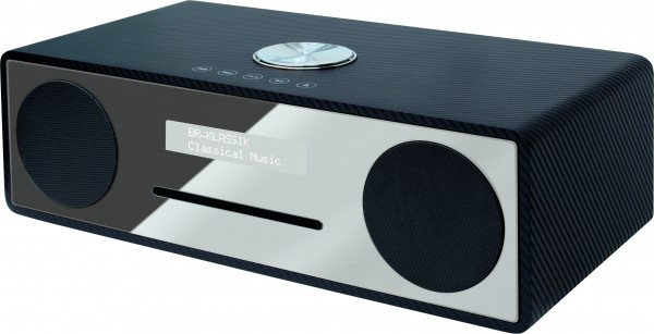 Musikcenter mit DAB+, CD/MP3, USB und Bluetooth®