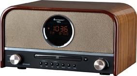 Nostalgie Stereo DAB+ Radio mit CD und Bluetooth®