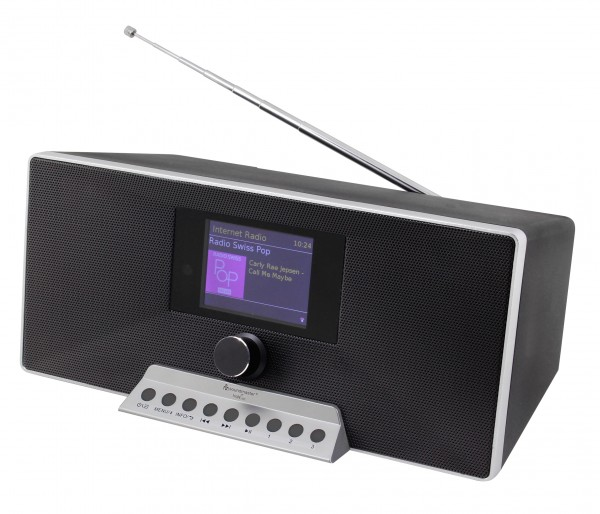Internet/DAB+ Digitalradio mit Bluetooth