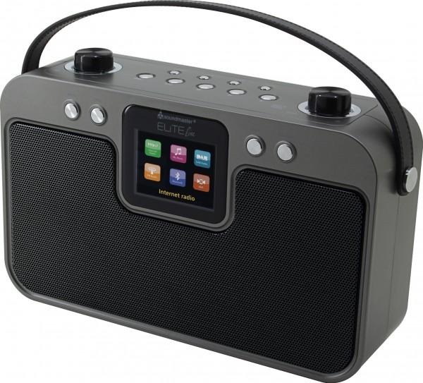 Internet/DAB+/UKW Radio mit Netzwerkplayer und Multi-Room