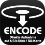 ohne Encoding - Digitalisierung in MP3-Format