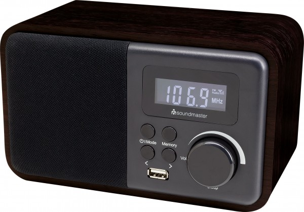 UKW PLL-Radio mit USB und Bluetooth®