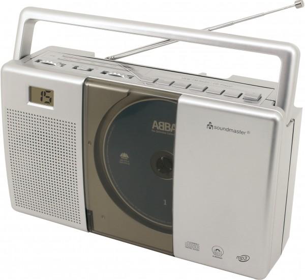 UKW Radio mit CD/MP3 Spieler und Hörbuchfunktion
