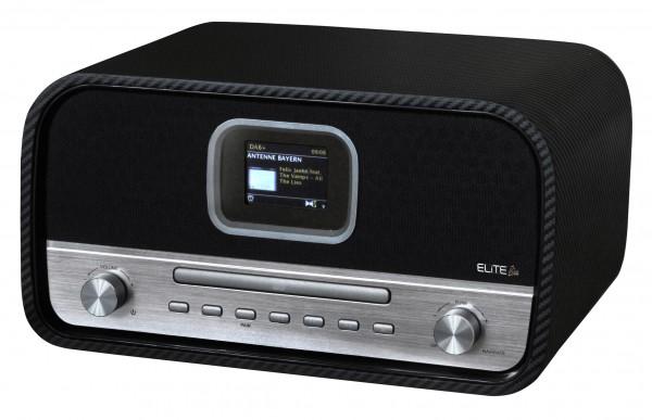 Stereo Musikcenter mit Internet/DAB+/UKW-Radio, Netzwerk-Player, CD und App-Steuerung