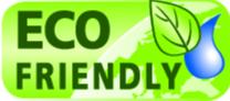 ECO Friendly - stromsparend durch automatische Display-Abschaltung