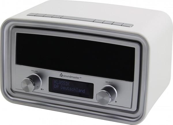 DAB+/UKW Uhrenradio mit USB-Ladebuchse