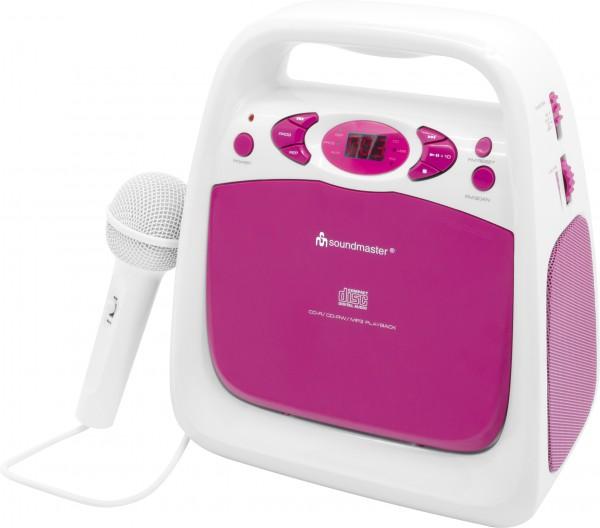 CD/USB-Spieler mit Sing-a-long Funktion und UKW Radio