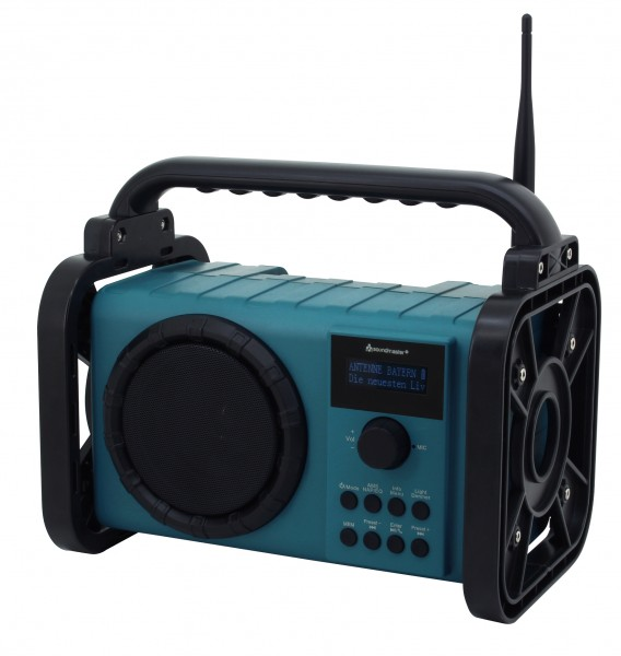 Das neue Video zum Radio DAB80, dass mit 'ANPACKT'