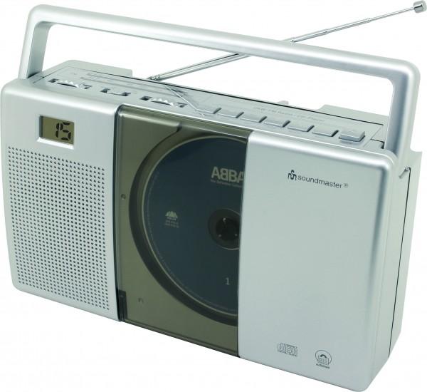 UKW Radio und CD Spieler mit Hörbuchfunktion