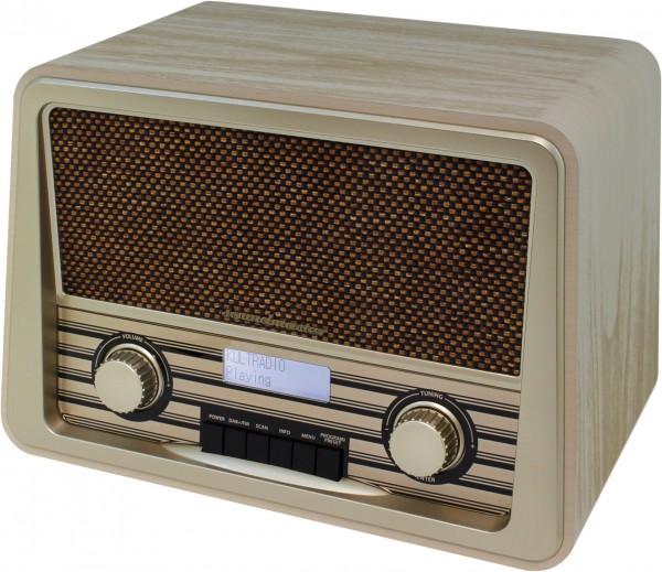 DAB+/UKW Nostalgie-Radio