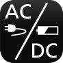 AC/DC Netz- und Batteriebetrieb