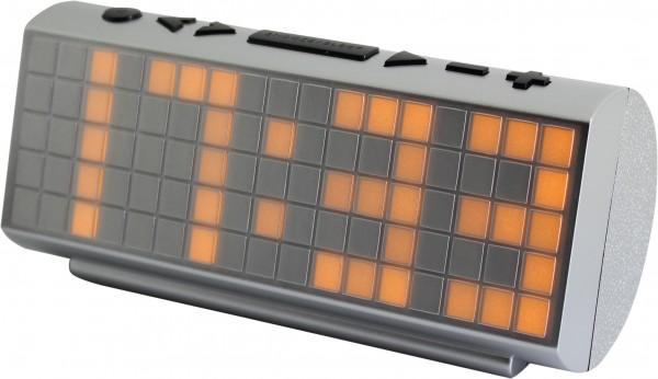 Jumbo UKW-PLL Radio mit Temperaturanzeige